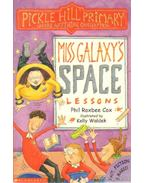 Miss Galaxy space lessons