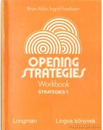 Opening Strategies I-II.
