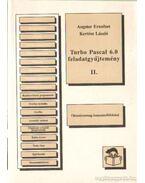 Turbo Pascal 6.0 feladatgyűjtemény II.