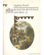 Budavár bevétele 1849-ben I-II.