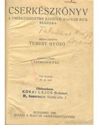 Cserkészkönyv