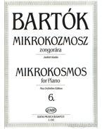 Mikrokozmosz zongorára 6.