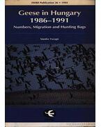 Geese in Hungary (Vadlibák Magyarországon)