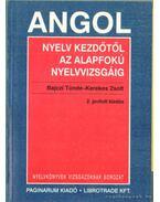 Angol nyelv kezdőtől az alapfokú nyelvvizsgáig