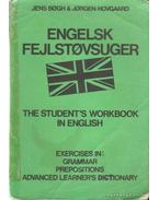 Engelsk fejlstøvsuger - The Student's Workbook in English