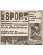 Nemzeti Sport 1993. július IV. évfolyam (hiányos)