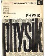 Physik A-M