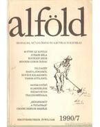 Alföld 1990/7.