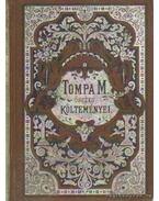 Tompa Mihály összes költeményei I-IV. kötet
