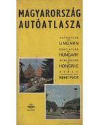 Magyarország autóatlasza