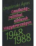 Gazdaságpolitikai ciklusok Magyarországon 1948-1988