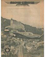 Magyar Szárnyak 1943. 15. szám augusztus