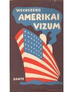 Amerikai vízum