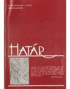 Határ 1995. augusztus 4. szám