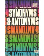 Dictionary synonyms & antonyms