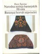 Baranyai horvát népviselet