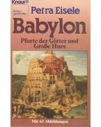 Babylon - Eisele, Petra