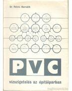 PVC vízszigetelés az építőiparban