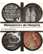 Monuments de Hongrie (francia)