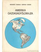 Amerika gazdaságföldrajza - Probáld Ferenc, Sárfalvi Béla, Szegedi Nándor Dr., Mészáros Rezső