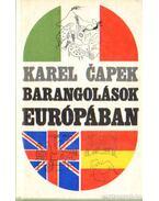 Barangolások Európában I-II. kötet