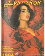 Évszakok 1984 (magyar-orosz-német-angol nyelvű folyóirat)