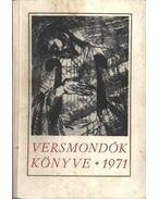 Versmondók könyve 1971