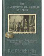 Das SS-fallschirmjager - Bataillon 500/600