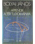 Appendix a tér tudománya