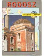 Rodos útikönyv és térkép