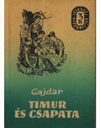 Timur és csapata