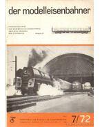 Der modelleisenbahner 1972/7