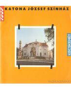 Katona József színház Kecskemét 1987. - Gyergyádesz László