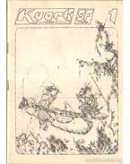 Kvark 1. - SF magazin