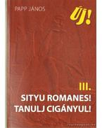 Sityu romanes! - Tanulj cigányul!