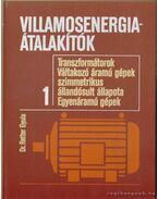 Villamosenergia-átalakítók 1.