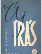Új Írás 8. IV. évfolyam 1964. augusztus