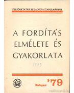 A fordítás elmélete és gyakorlata