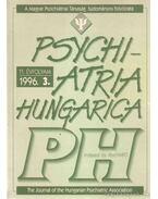 Pszychiatria Hungarica 1996. 3. 11. Évfolyam.
