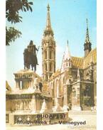 Budapest - Műemlékek I. - Várnegyed