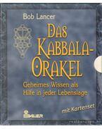 Das Kabbala-Orakel (könyv+kártyacsomag)