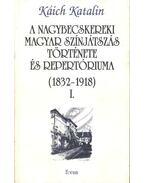 atirni - A nagybecskereki magyara színjátszás története és repertóriuma I-II. kötet