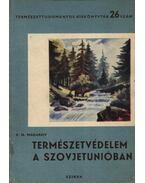 Természetvédelem a Szovjetunióban