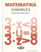 Matematika gyakorló II. (1994)