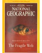 National Geographic February 1999 Vol. 195. No. 2.
