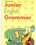 Junior English Grammar 1.