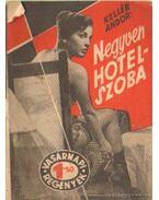 Negyven hotelszoba