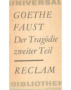 Faust II. (német nyelvű)