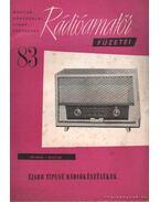 Újabb típusú rádiókészülékek