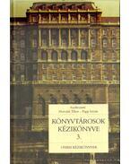 Könyvtárosok kézikönyve 3. kötet